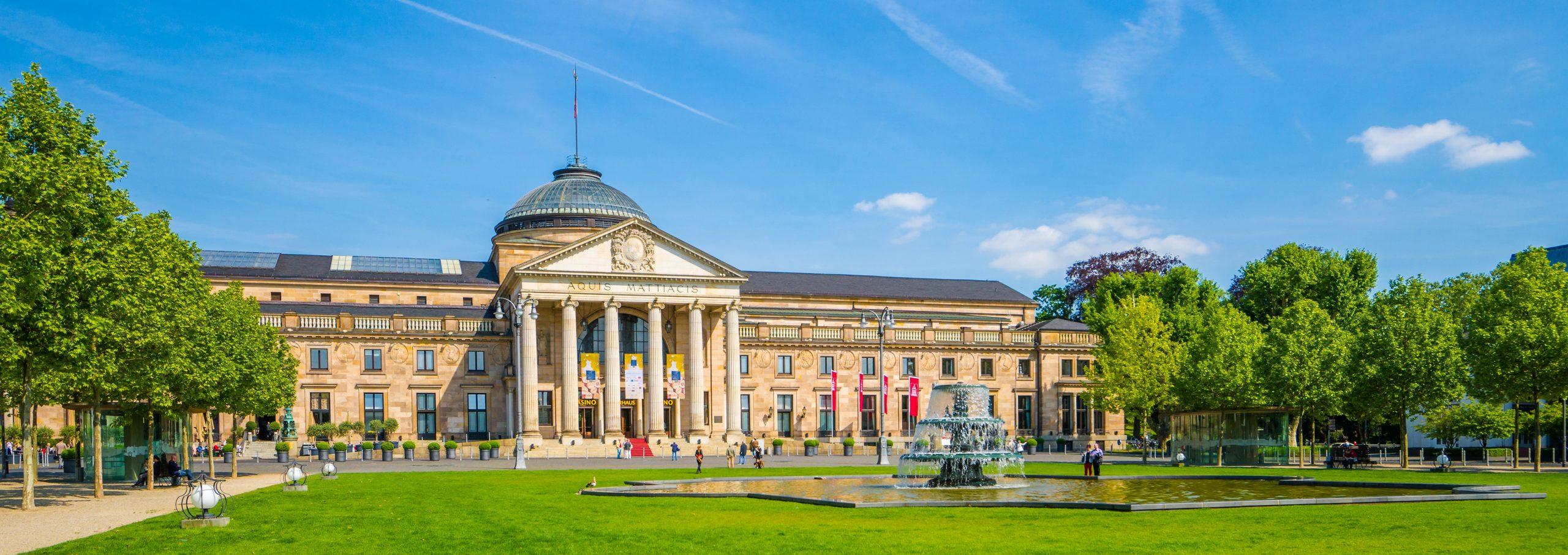 Ihr Ansprechpartner für Baufinanzierung in Wiesbaden