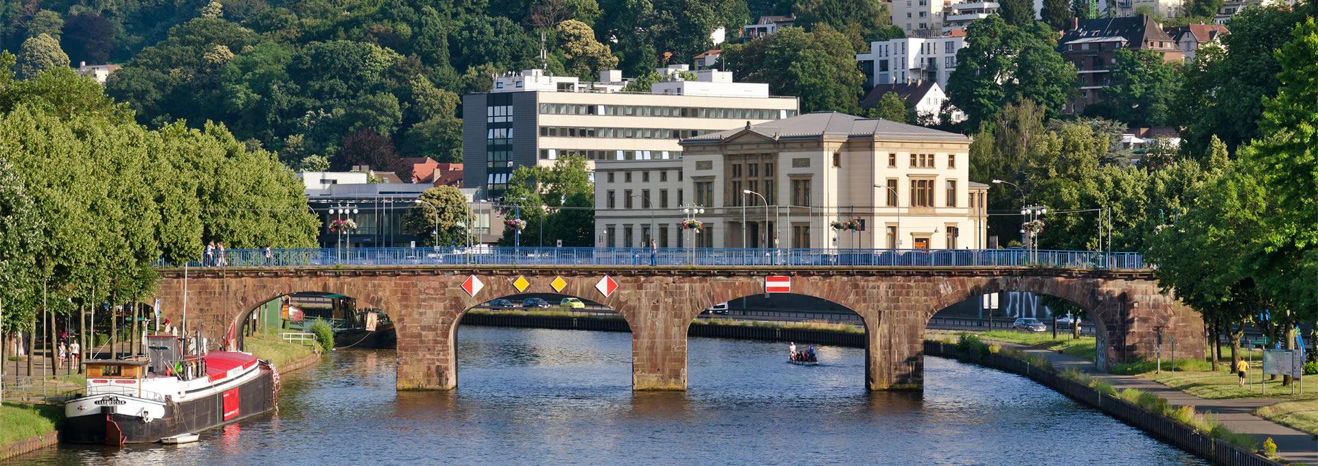 Baufinanzierung Saarbrücken